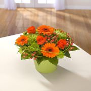 Citrus Blast flower arrangement